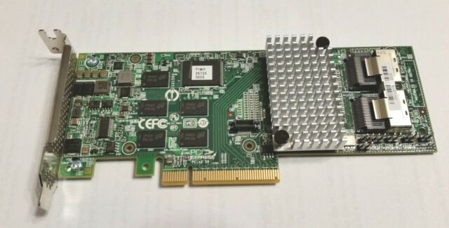 SAS 6Gb//s PCIe 2.0 x8 RAID Controller Cisco R2XX-PL003 MegaRAID 9261-8i SATA