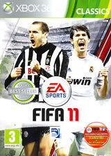Fifa 11 Classics (Calcio 2011) XBOX 360 IT IMPORT ELECTRONIC ARTS
