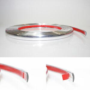 10mm-Chrome-Styling-Strip-Moldura-Camion-Caravana-Barcos-Furgoneta-Coches-5