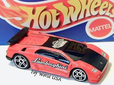 2003 Hot Wheels #203 Final Run Lamborghini Diablo