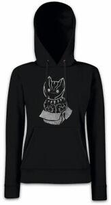 Box da In Chadwick Panther Felpa Cat A Fun donna cappuccio Cats con Black YBERqTdw
