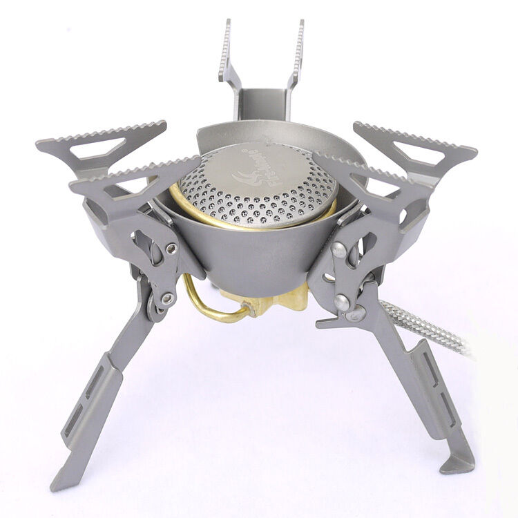 Fire-maple  Titanium Cooking Stove Camping Stove 199g FMS-100T