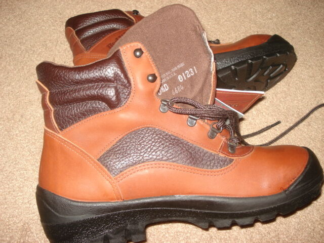 Rosso Wing Punta in Acciaio 6684 Sz.10.5 D D D Made IN 535773