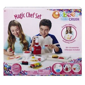 Orbeez Super Fine Crush Magic Chef Set 2day Ship Ebay