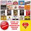 thumbnail 1 - Metal Signs Man Cave Retro Pub Bar Vintage Wall Plaque Beer Garage Shed Tin Cafe