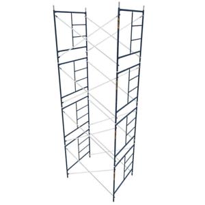 MetalTech Scaffold Saferstack 5 ft. x 5 ft. x 7 ft. Mason (Set of 4)