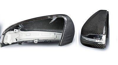 Voll Carbon Spiegel Spiegelkappen Mirror Passend Für Mercedes Benz Amg W205 W222
