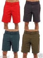 Mens The North Face Flat Front Alderson Cotton Blend Shorts