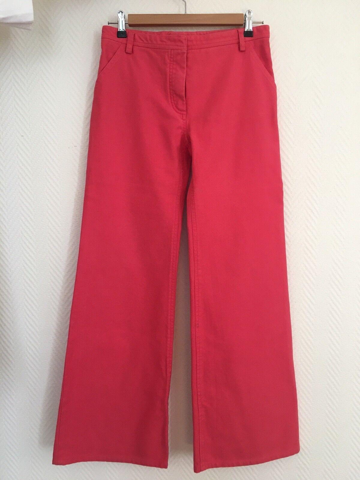 BALENCIAGA Le Dix Jeans Jean pink pink Vintage Authentique RARE
