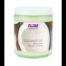 Natural Coconut Oil NOW Foods Pure, 7 fl. oz (207 ml)