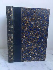 Obras Completo De Casimir Delavigne, Poemas París Firmin-Didot 1881