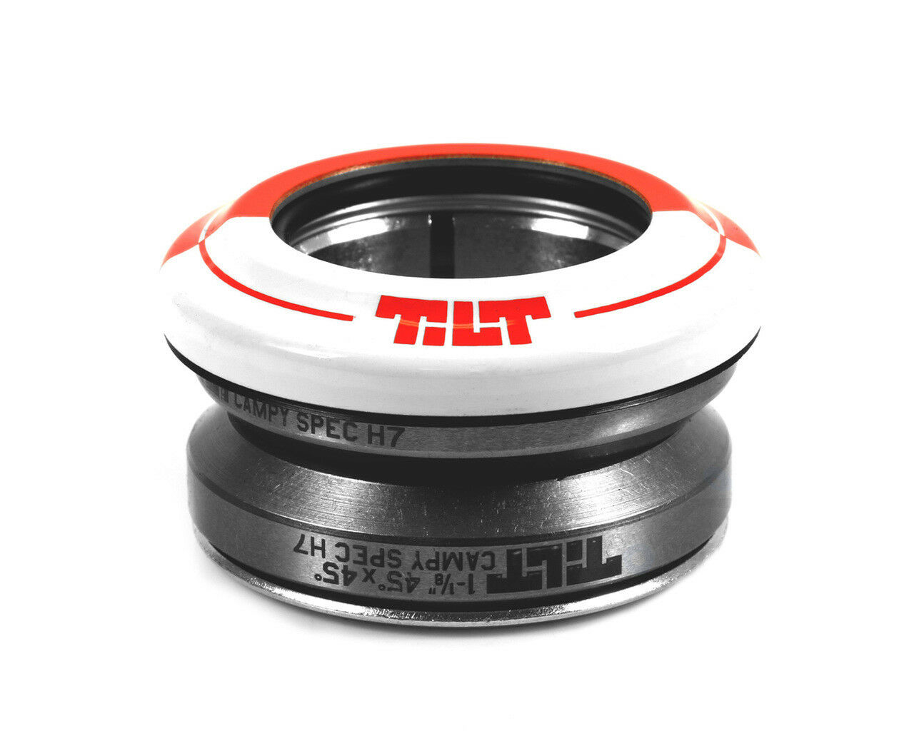 Tilt Selects Integrated Pro Push Scooter Headset Fifty Fifty
