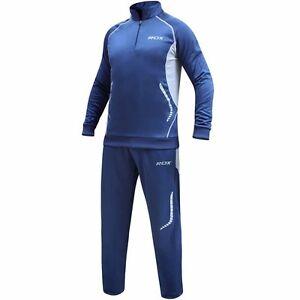 Jogging Sportiva Corsa Tuta Palestra grigio Uomo Blu Fitness Rdx Ginnastica 0ddOfw