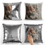Personalised-Sequin-Cushion-Magic-Mermiad-Photo-Reveal-Pillow-Case-amp-Insert thumbnail 5