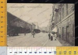 40753-GENOVA-SAMPIERDARENA-VIA-CRISTOFORO-COLOMBO-1921