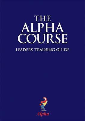 ALPHA TEAM TRAINING MANUAL: SENIOR ALPHA, , Very Good Book