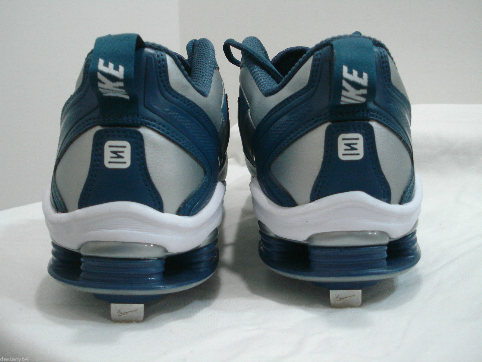 nike 375764-411 aria shox miccia 2 uomini da di metallo sono scarpe da uomini baseball picchi milioni di nuove dimensioni: 6cd8d5