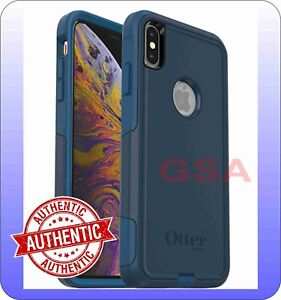 finest selection 6b791 94133 Details about OtterBox COMMUTER SERIES Case for iPhone Xs Max - Retail  Packaging - BESPOKE WAY