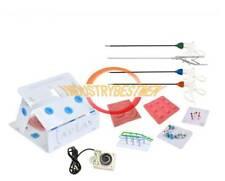Laparoscopic Surgery Training Box Simulated Surgical Equipment Practice Tools