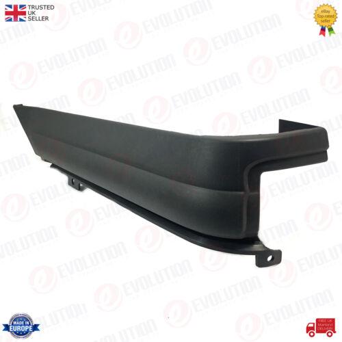 REAR BUMPER END LH NEARSIDE TOP CAP FORD TRANSIT MK6 MK7 00//13 REAR DOUBLE DOOR