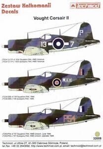 Techmod-1-32-Vought-f4u-1a-Corsair-FAA-32009