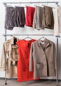 Begehbarer kleiderschrank kleiderstange  BEGEHBARER KLEIDERSCHRANK KLEIDERSTANGE GARDEROBE KLEIDERSTÄNDER ...