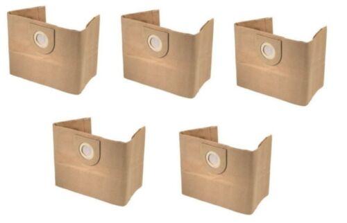 6151 F Pour Vax 6131 T 6151 T Hoover Sacs Papier Aspirateur Sacs X 4