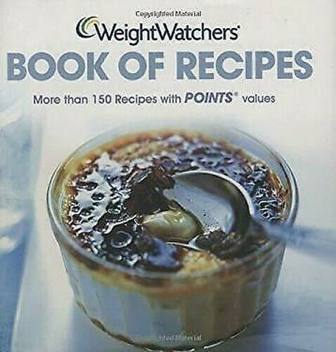 Weight Watchers Book Of Rezepte Gebunden