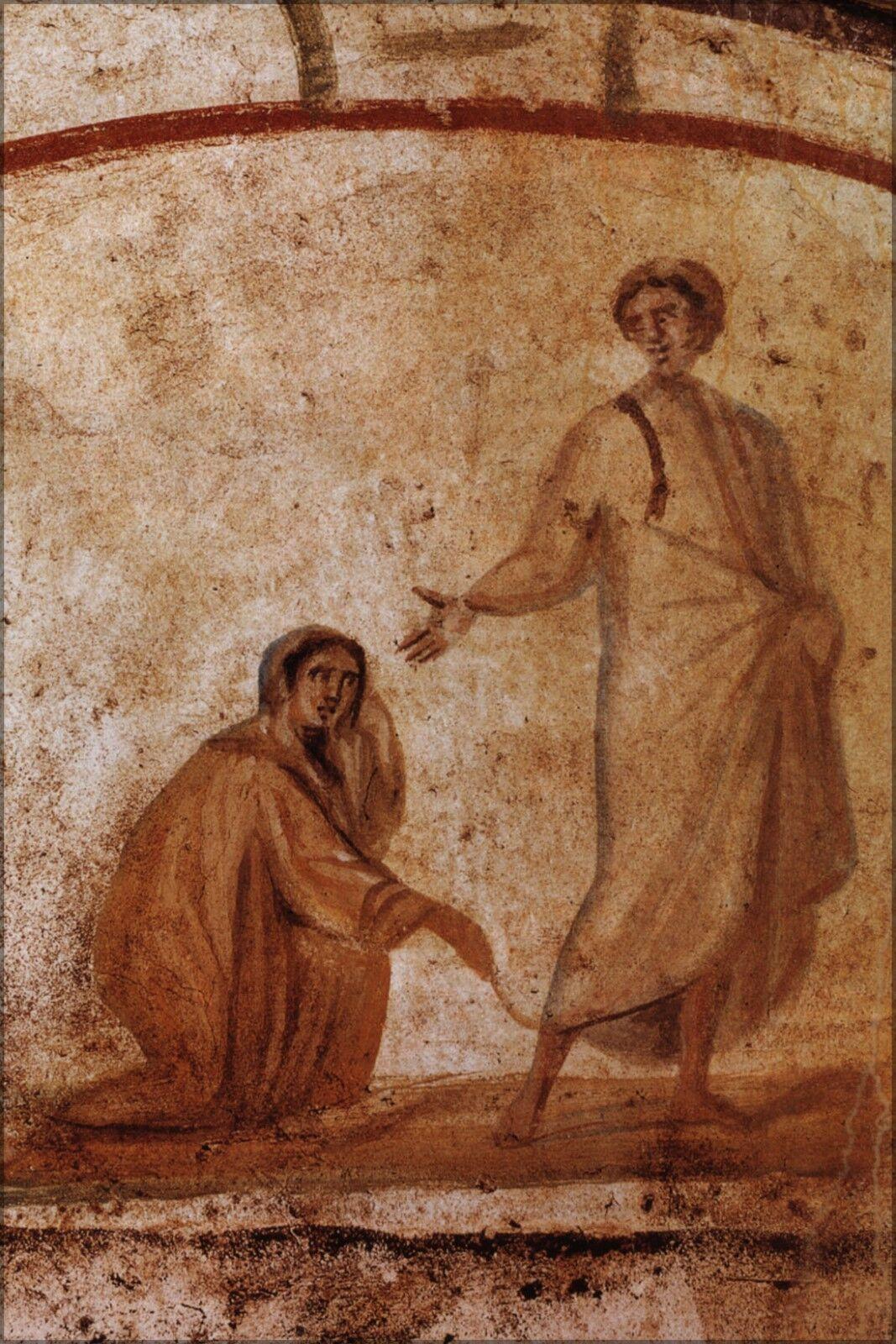 Poster, Molte Molte Molte Misure; Curativo di un Scarico Donna Marcellinus Peter 6a9ac2