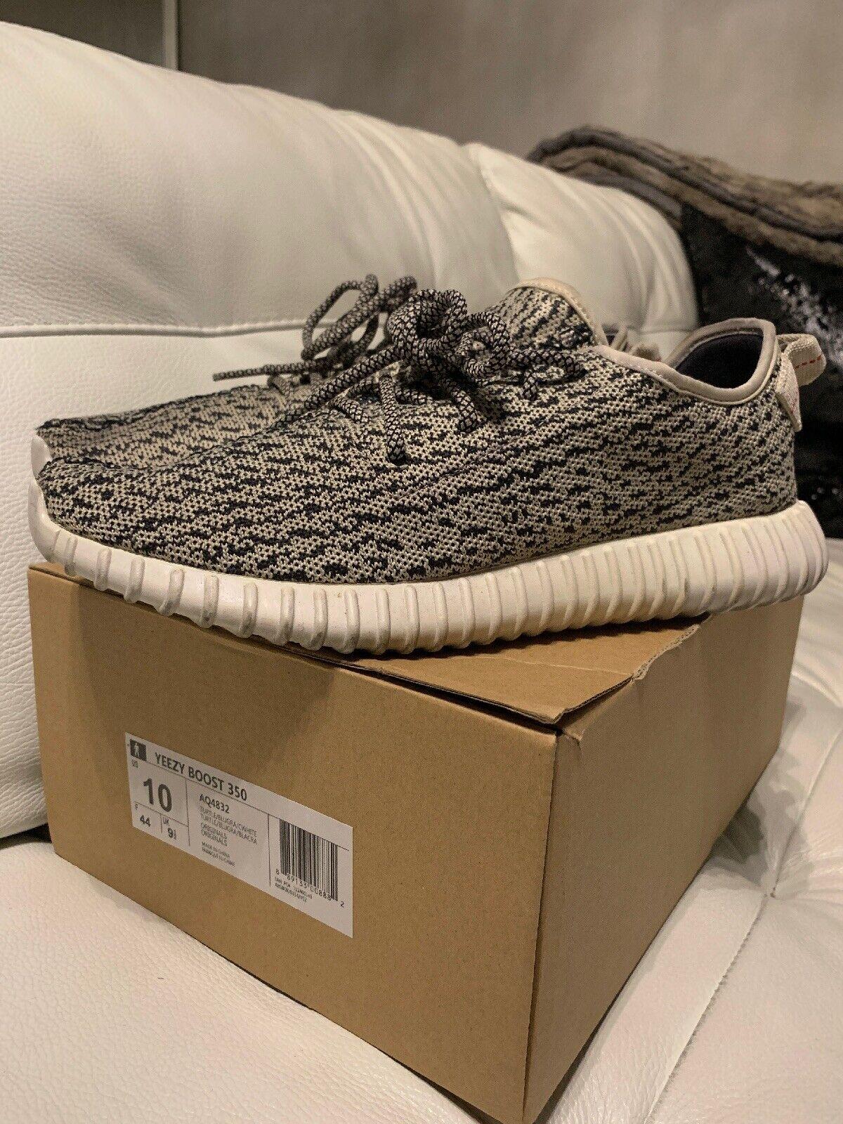 adidas Yeezy Boost 350 Turtle Dove Size 10