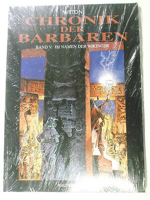 Kult Editionen 2004 Softover Chronik der Barbaren # 1 Neuwertig