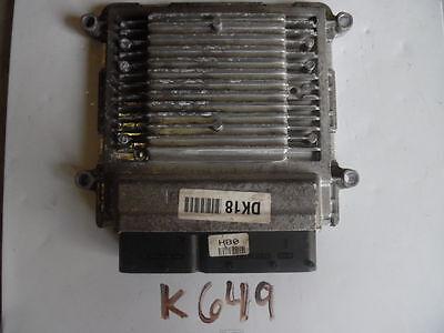 08 AVEO 05 06 07 08 SWIFT 06 08 WAVE COMPUTER BRAIN ENGINE CONTROL MODULE U176