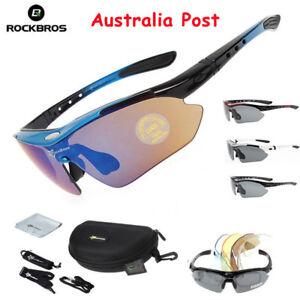 44eb191039 Image is loading RockBros-Polarized-Cycling-Sunglasses-Eyewear-Driving- Glasses-Bike-