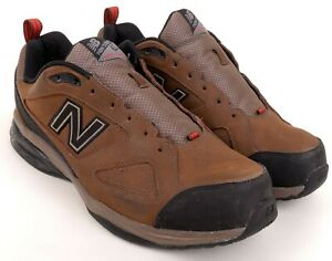 623v3 Trainer Leather Brown Shoes Size