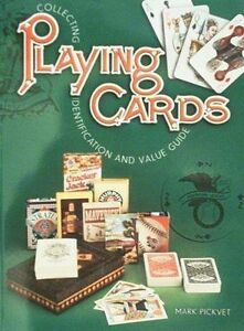BOOK-LIVRE-GUIDE-DE-PRIX-BOEK-BUCH-PLAYING-CARDS-CARTES-de-JEU-SPEELKAARTEN