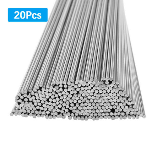 20-50pcs Free shipping 2*500mm Wire Brazing US Solution Welding Flux-Cored Rods