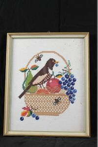 Nice-Old-Stick-Picture-IN-Picture-Frame-Wood-for-Old