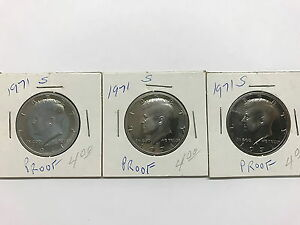 1971-S-Kennedy-Half-Dollar-Proofs-set-of-three
