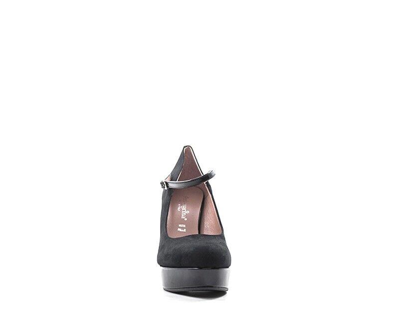 Schuhe PERLAMARINA Frau NERO PU 7808-CAMVER