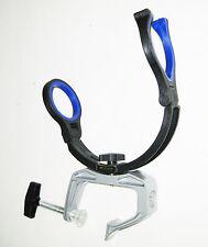 Brand New KUFA Clamp on foldable rods holder RH10x1