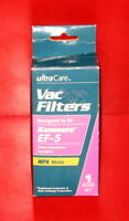 Hepa Vacuum Filter For Kenmore Ef-5 Bagless Uprights Ultracare Vac Filter