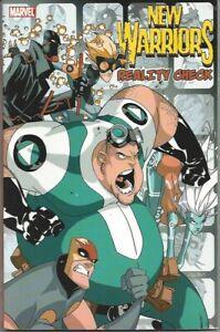 New-Warriors-Reality-Check-TPB-Marvel-2006-MCU