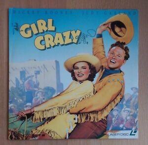 Girl Crazy 1943 Laserdisc  NTSC ML100567  Excellent Condition - Tonbridge, United Kingdom - Girl Crazy 1943 Laserdisc  NTSC ML100567  Excellent Condition - Tonbridge, United Kingdom