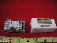 Dayton 2a584n Relay Socket 14 Pin Blade 10a 300v 10 Amp