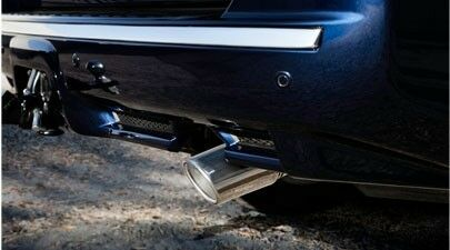 2010-2019 4RUNNER  STAINLESS STEEL EXHAUST TIP GENUINE TOYOTA  ACCESSORY!