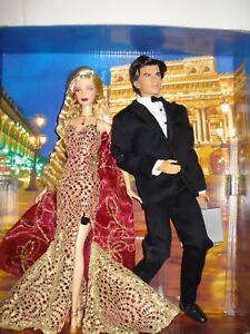 RARE-Collectors-Edition-B0150-Boxed-New-Barbie-James-Bond-007-Collectibles