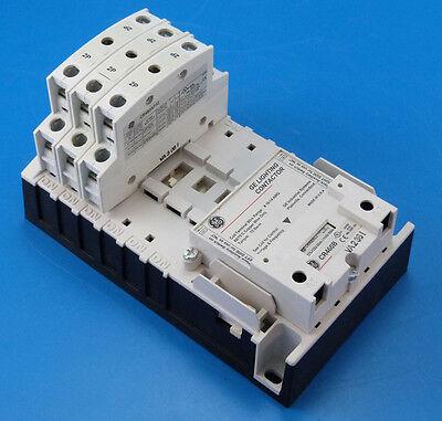 New General Electric CR463L60ANA 6 Pole 6NO 277V CR460B Lighting Contactor