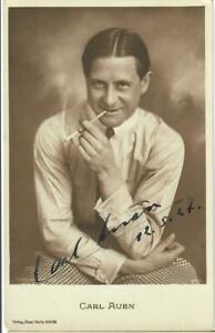 Carl-Auen-Ross-271-1-signiert-Autogramm