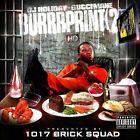 The Burrrprint 2 HD [PA] by Gucci Mane/DJ Holiday (CD, Apr-2010, Warner Bros.)