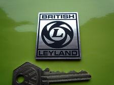 BRITISH LEYLAND Quadratischer stil Selbstklebend Car/Helm Emblem Triumph MG Mini